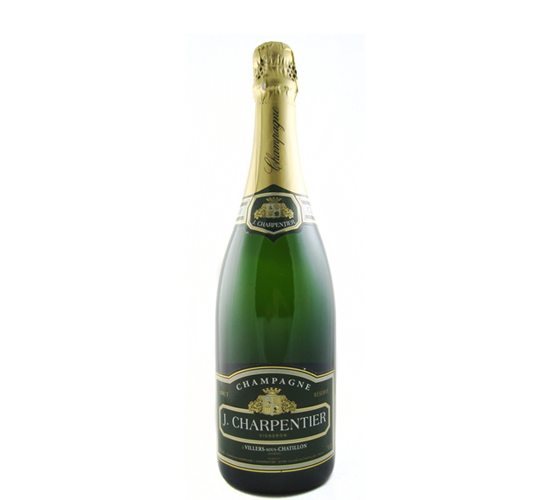 Champagne A/C, Charpentier Brut Reserve.
