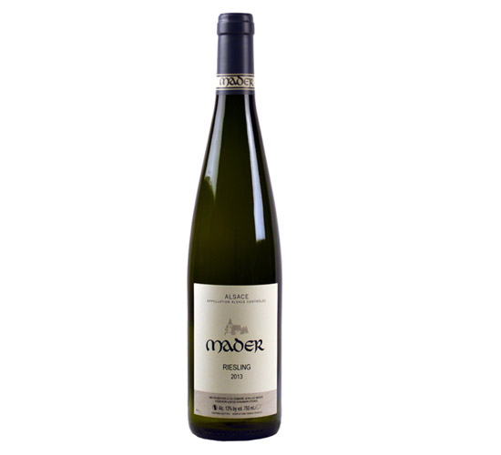 Domaine Jean-Luc Mader A/C, Riesling, Alsace