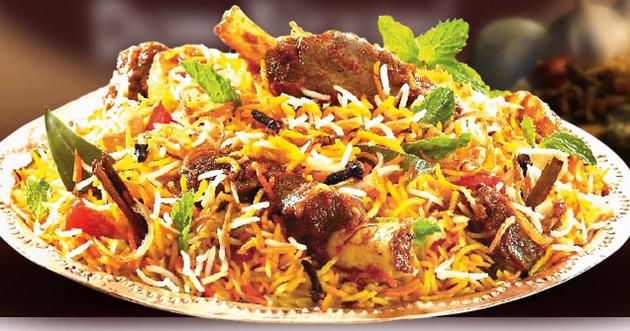 Indian Special Biryani