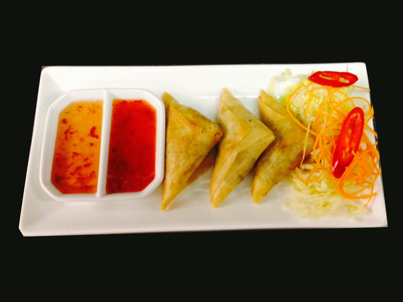 Thai Meat Samosa